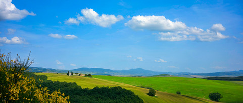 Val d'Orcia 2018