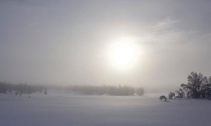 Gala, Noorwegen in de winter