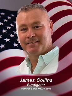 Collins James Green Shirt.png