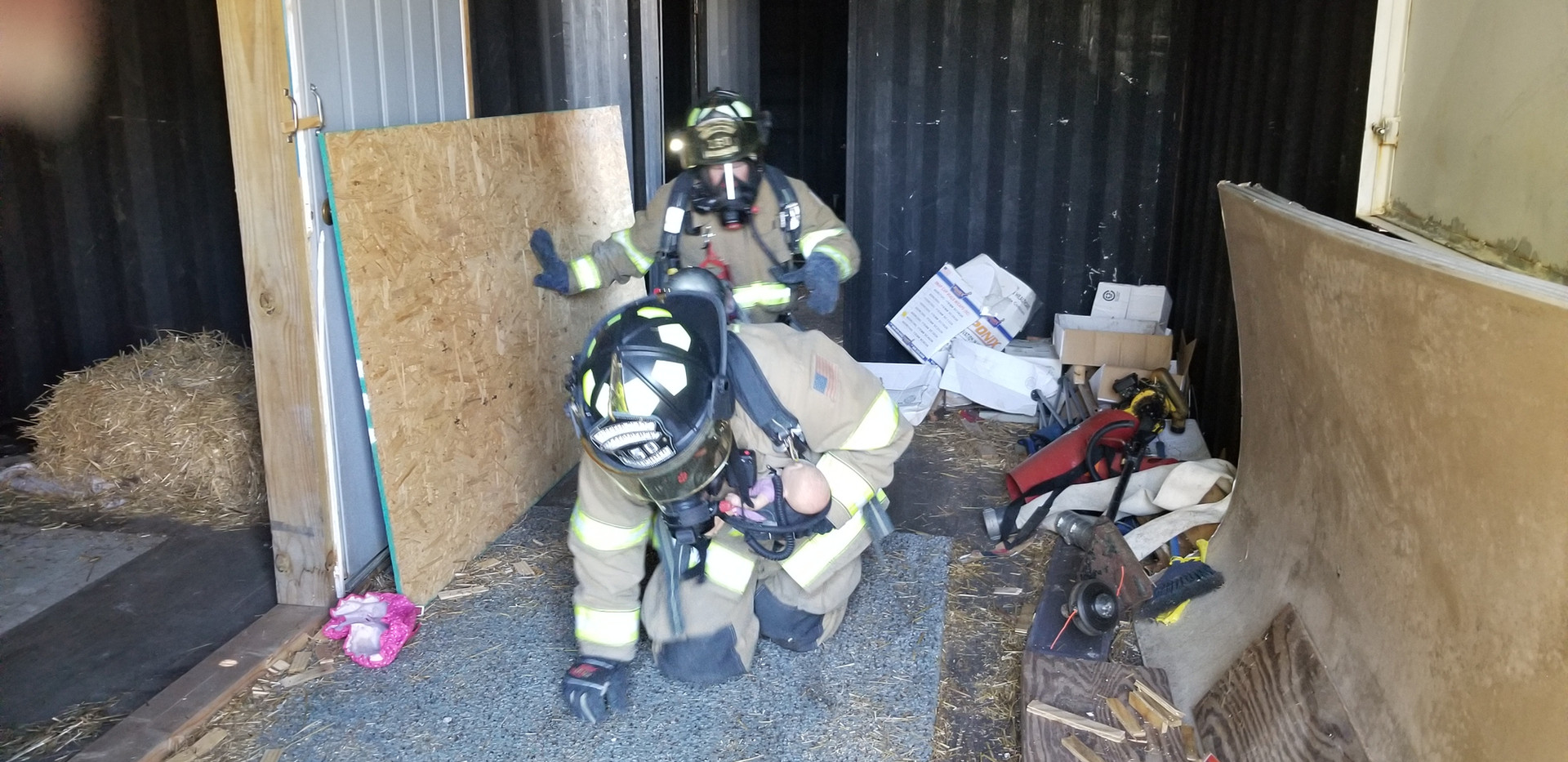 Firefighters crawling in Hot Box 2.jpg