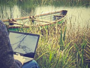 Al aire libre: la forma que eligen los millennials para trabajar
