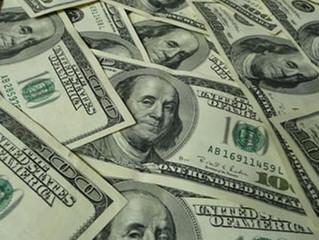 BCU interviene otra vez para evitar que el dólar se cotice debajo de $ 28