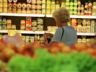 Inflación volvió a bajar y quedó en el rango meta por primera vez en siete años