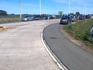 Uruguay firmó un crédito por US$ 27,5 millones para reparar rutas