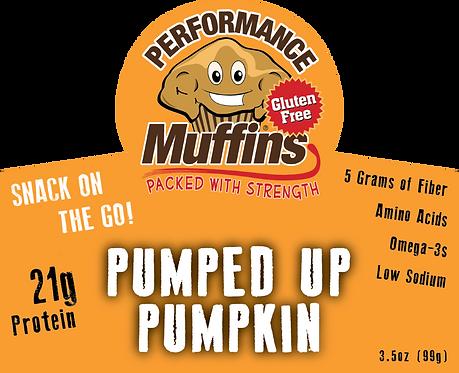 Pumped Up Pumpkin