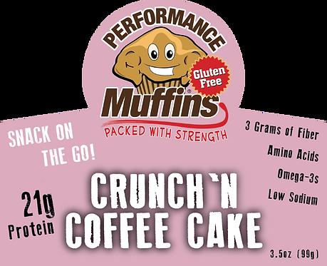 Crunch'n Coffee Cake