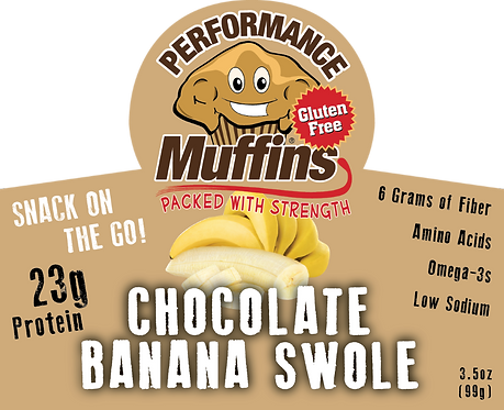 Chocolate Banana Swole