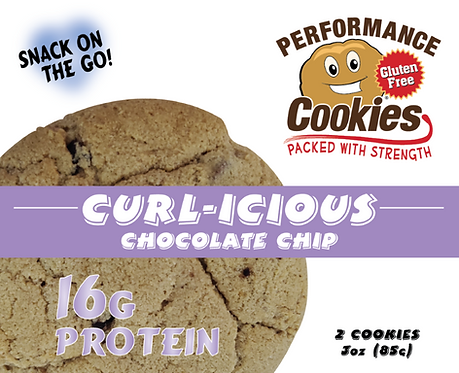 Curl-icious Chocolate Chip