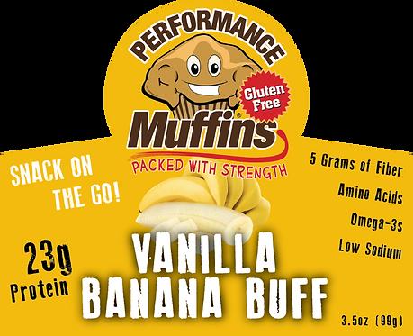 Vanilla Banana Buff