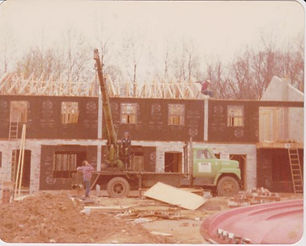 Village of Valleybrook  Construction 10