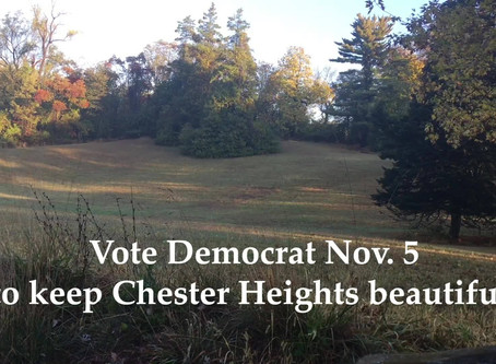 Keep Chester Heights Beautiful