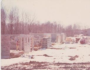Village of Valleybrook  Construction 1