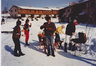 Village of Valleybrook Snowstorm