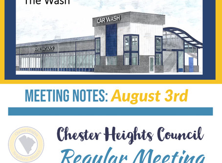 Extreme Express Car Wash Proposed in Chester Heights