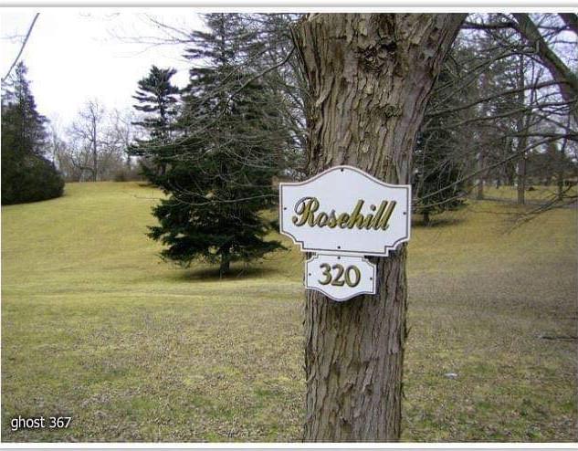 Rosehill 320 Llewelyn Rd.