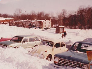 Village of Valleybrook Snowstorm