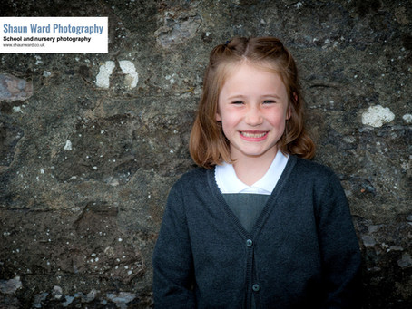 Well this year has been a bit different for school photos!