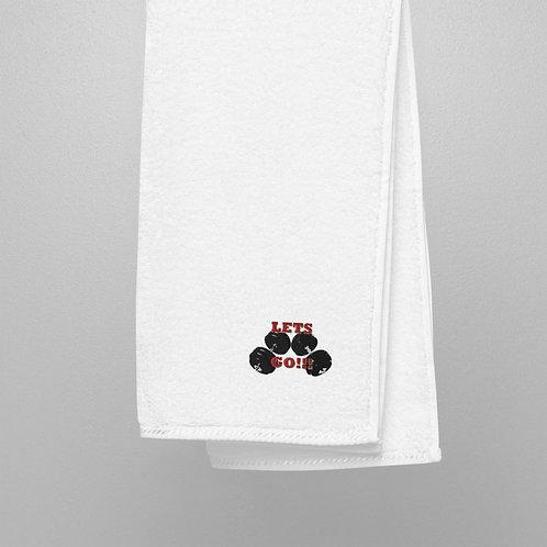 Turkish cotton towel