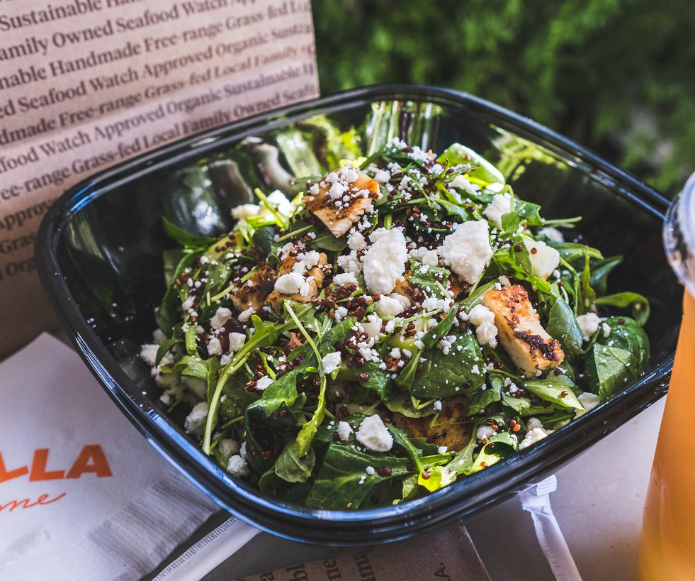 Quinoa Salad to go