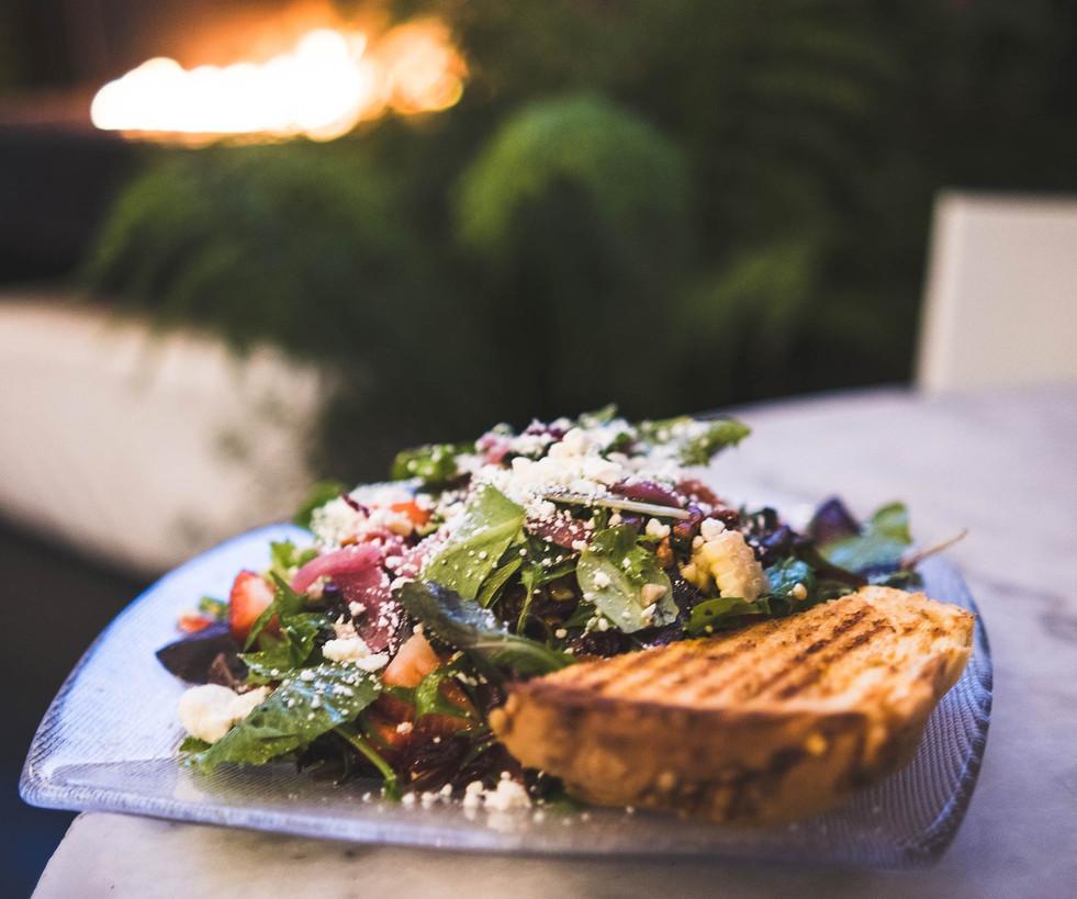 Beet and Pear Salad