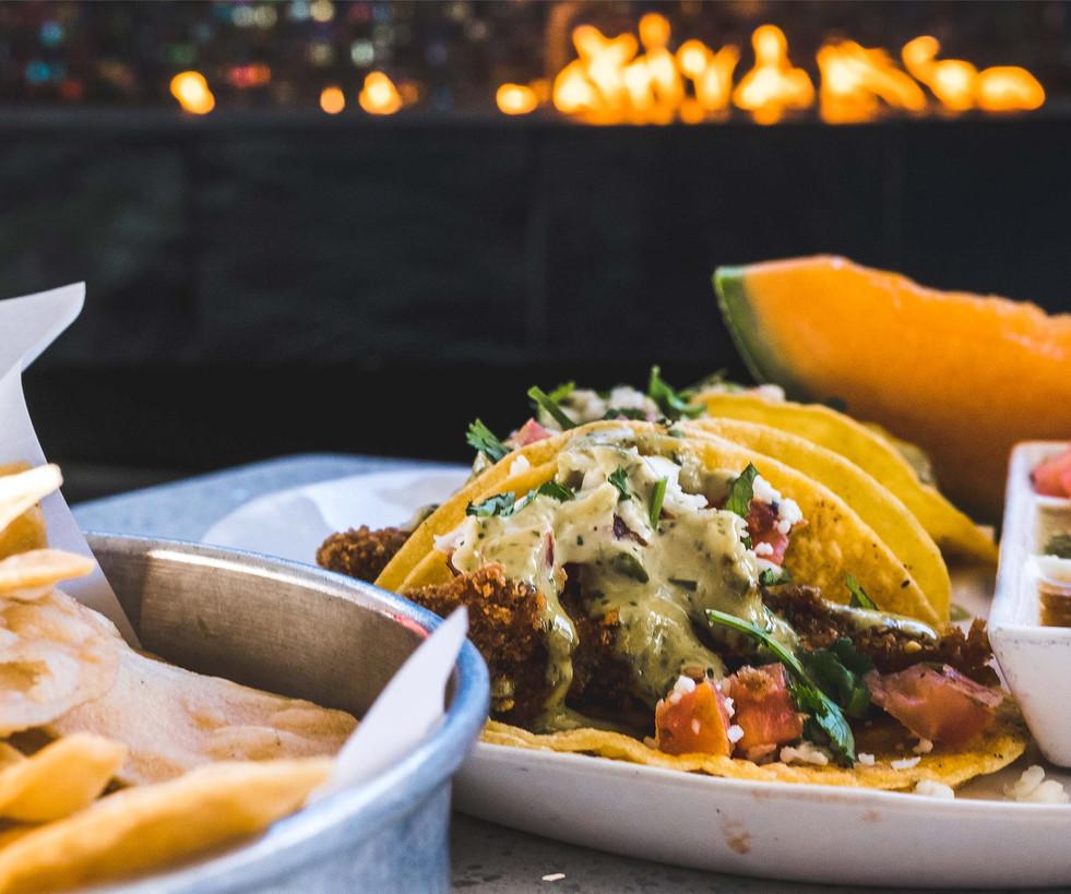 Briskett Tacos