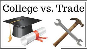 College Vs Trade School