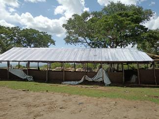 Church in Maaji Refugee Settlement