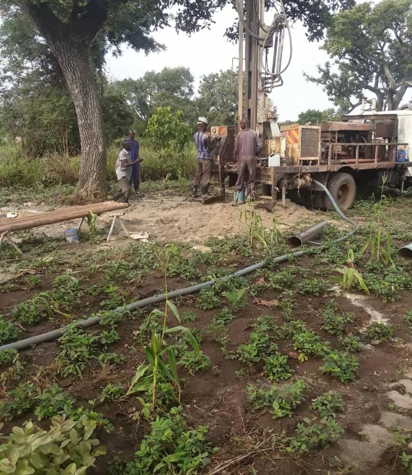 Inv 461 Teshil Ongutoi Orchard borehole.