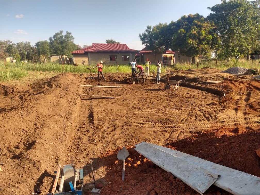 Inv 384 OHC Orchard extension 2 start.JP