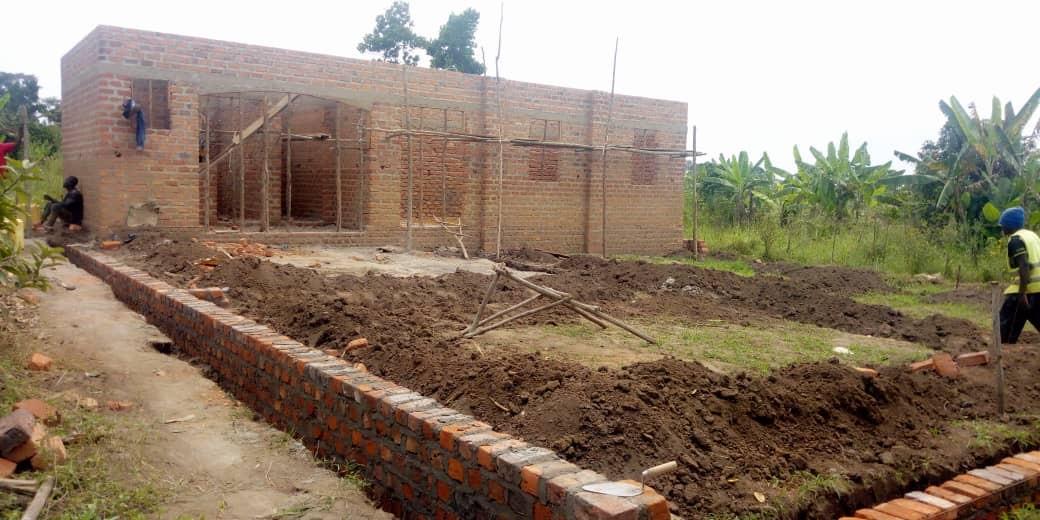 Butambala storage buildling and slab 202