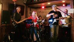 A gig at Nadine's Irish Mist