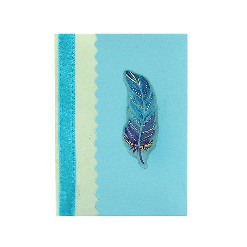 """Картичка """"Синя магия"""""""