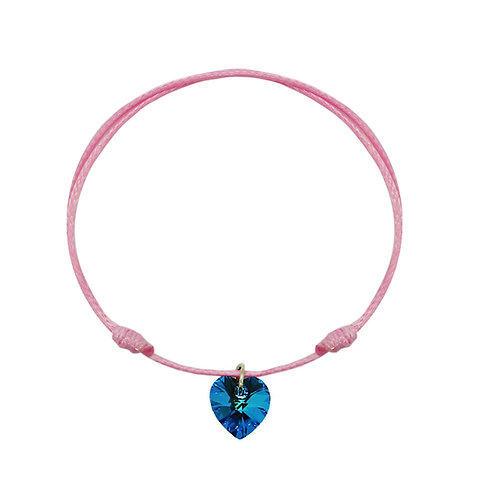 Bermuda Blue Heart