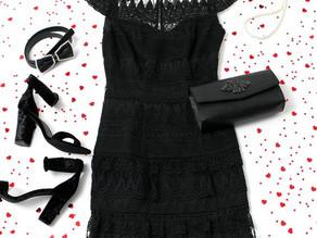 Малката черна рокля и цветът, който не излиза от мода