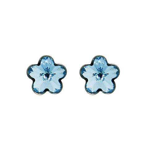 """Обеци """"Aqua Flowers"""""""