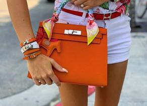 Седмична доза вдъхновение: Как да съчетаем чантата и дрехите?