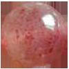 ягодов кварц - гривна с камъни