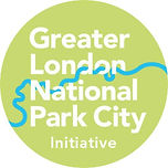Greater London National Park City logo
