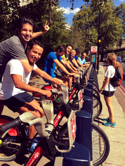 Corporate wellness in the city