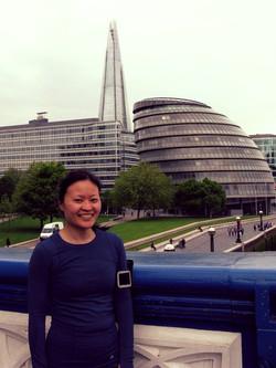 Riverside Jogging Tour