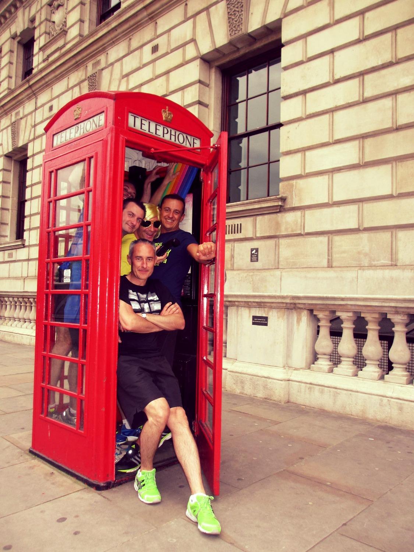 Iconic London running!