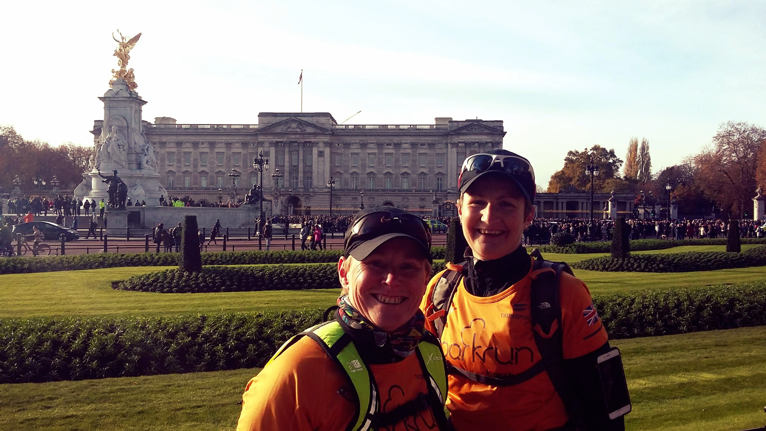 Royal London Running Tour