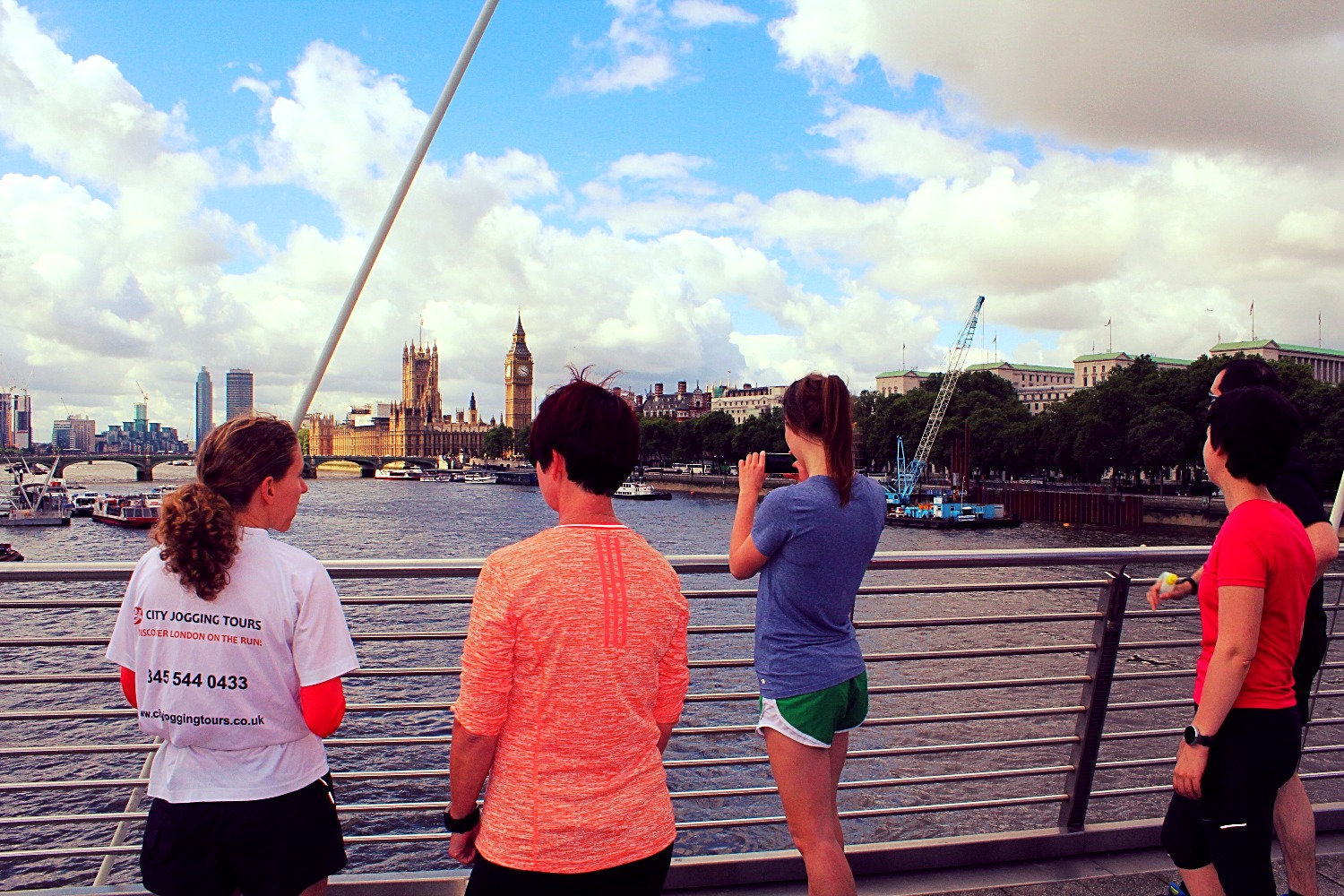 Iconic London 5kms