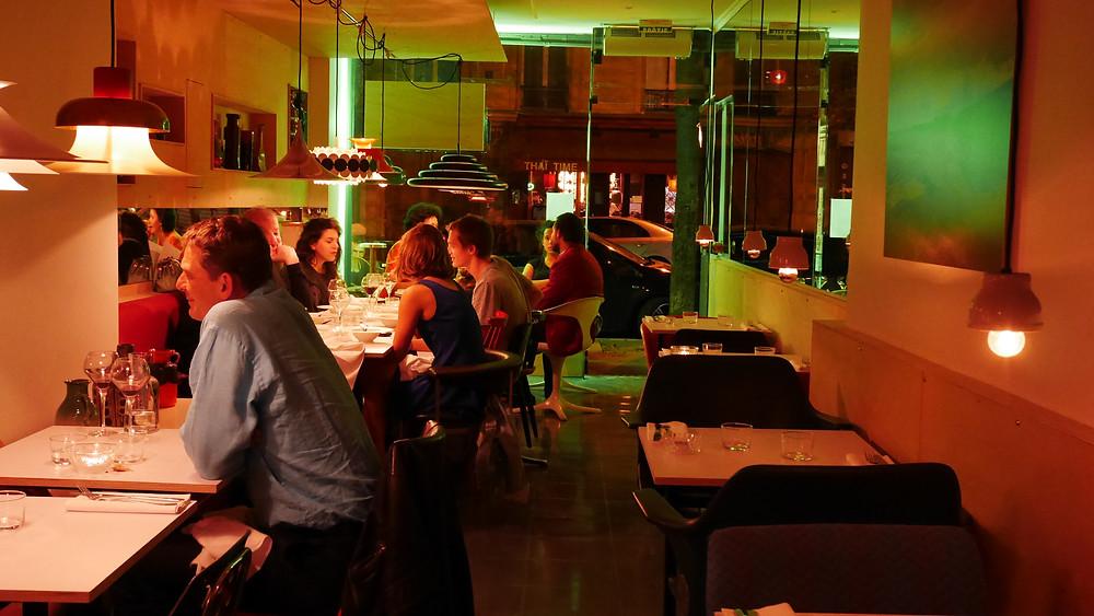 le clandé restaurant