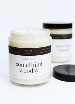something woodsy