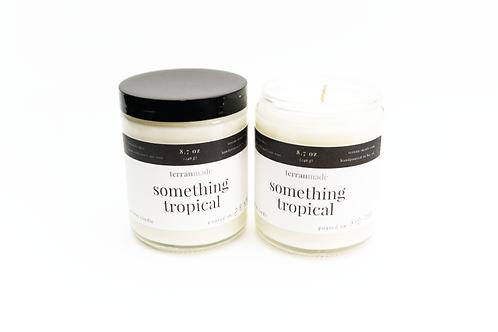 something tropical