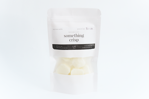 something crisp wax melts