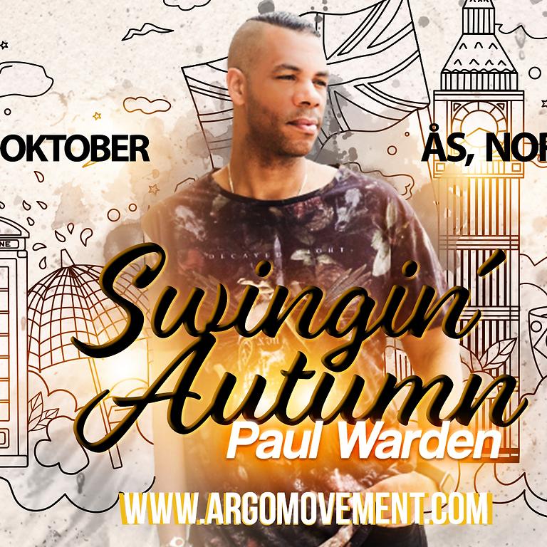 Swingin´ Autumn with Paul Warden