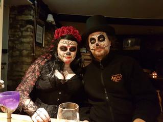 Halloween visitors!