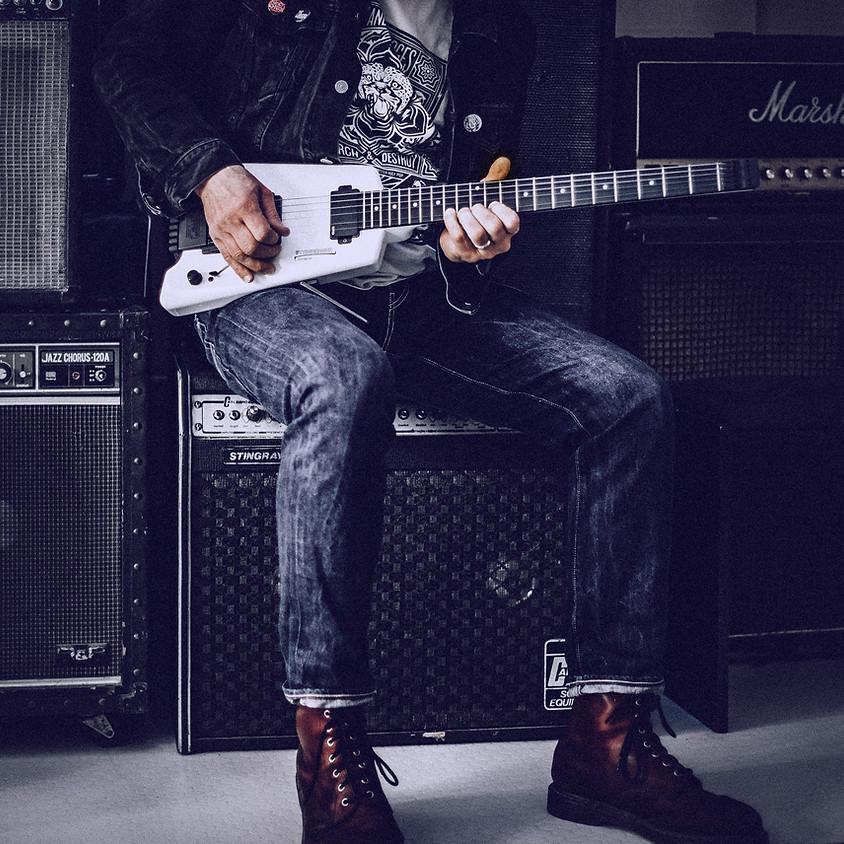 E- Gitarren Basics